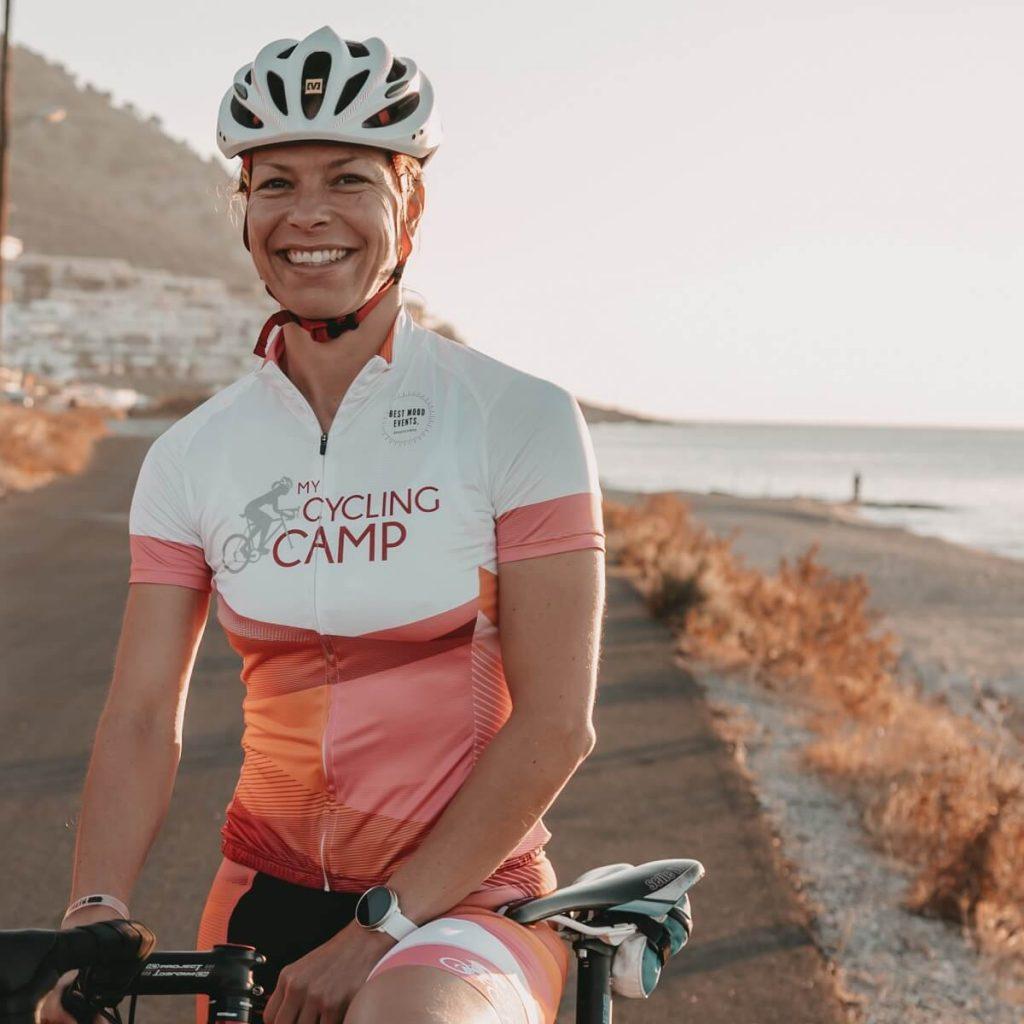 MyCyclingCamp - Rennrad Camp für Frauen - Christiane Schrimpf