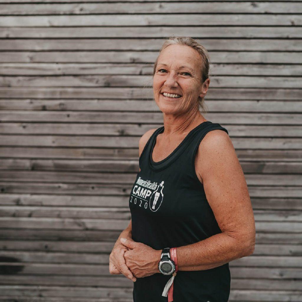 MyCyclingCamp - Rennrad Camp für Frauen - Cordula Reiseleitung