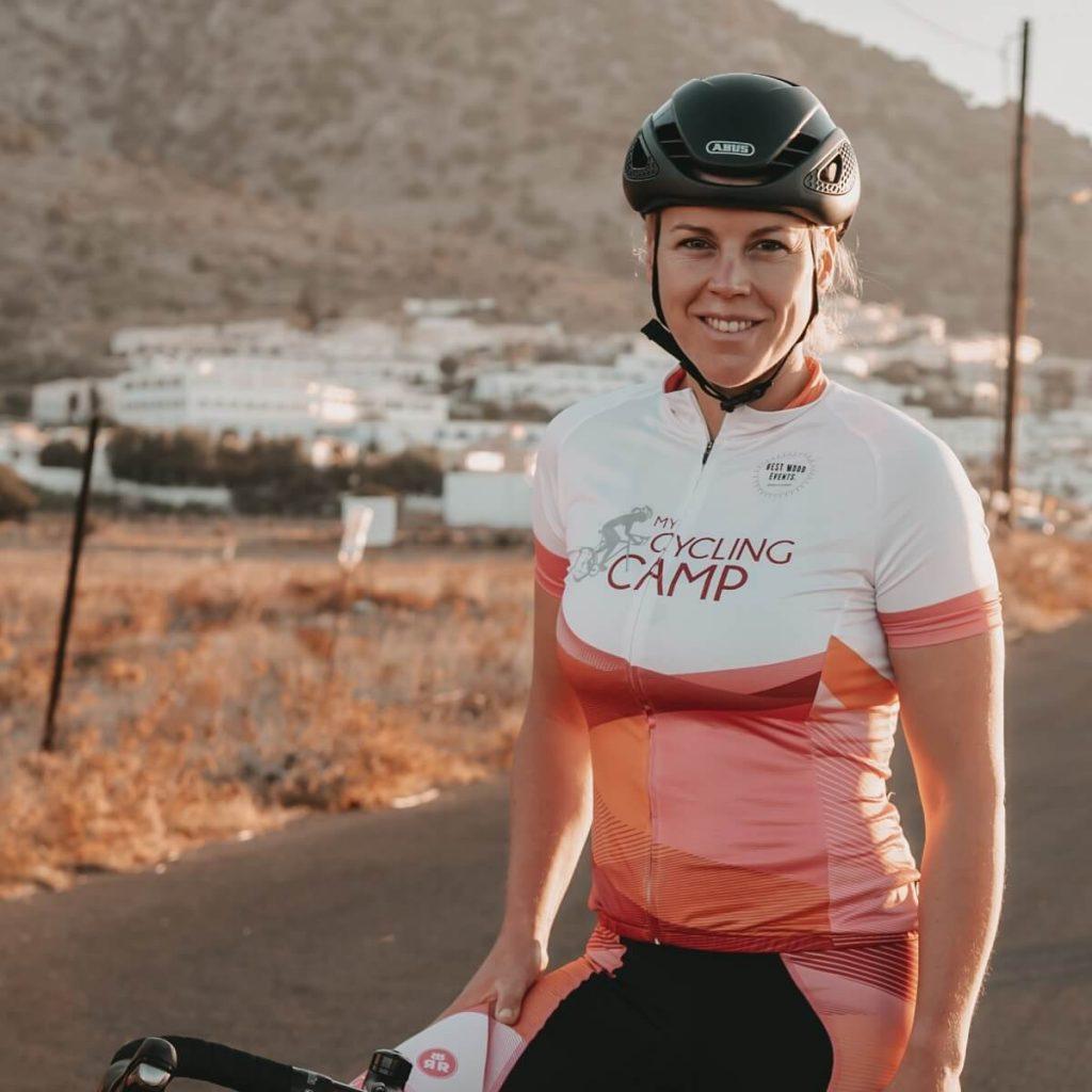 MyCyclingCamp - Rennrad Camp für Frauen - Monika Sattler