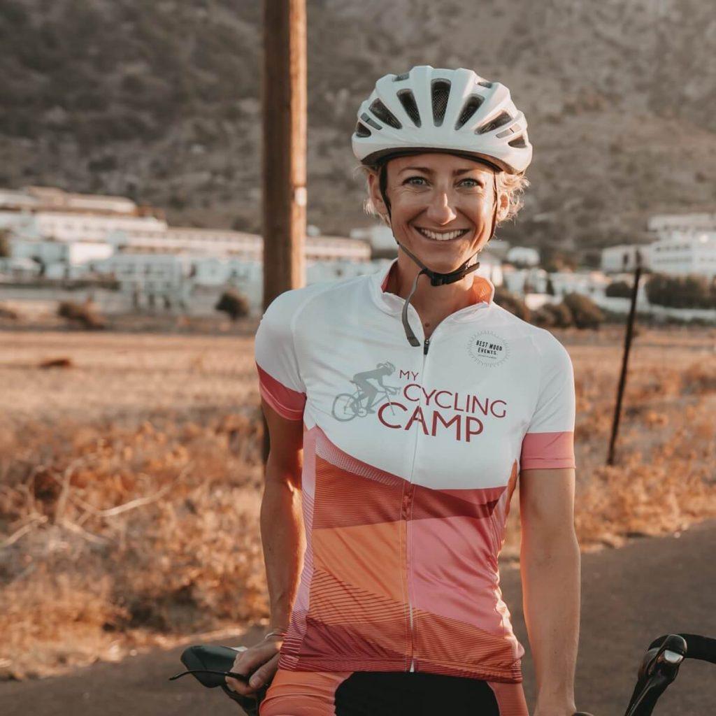 MyCyclingCamp - Rennrad Camp für Frauen - Sonja Hohenberger