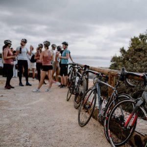 MyCyclingCamp - Rennrad Camp für Frauen - Gemeinsamer Austausch in der Gruppe