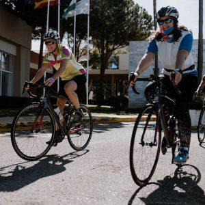 MyCyclingCamp - Rennrad Camp für Frauen - Spaß in der Gruppe