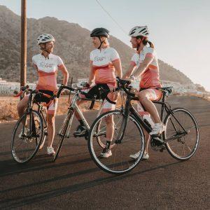 MyCyclingCamp - Rennrad Camp für Frauen - Lernen von Expertinnen