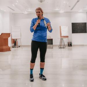 MyCyclingCamp - Rennrad Camp für Frauen - Vortrag Monika Sattler