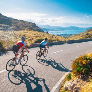 My Cycling Camp - Rennrad Sport-Urlaub für Frauen - Ausfahrt Alcudia
